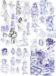 sketches22 by Dasha-KO