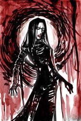Marilyn Manson by Dasha-KO