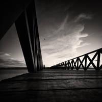 burn one's bridges.. by MustafaDedeogLu
