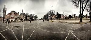 ..ordinary day in istanbul by MustafaDedeogLu