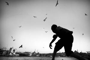 catching by MustafaDedeogLu