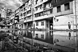 city life by MustafaDedeogLu