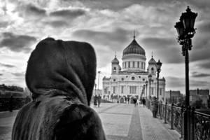 Moscow by MustafaDedeogLu