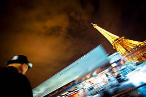 Midnight in Paris by MustafaDedeogLu
