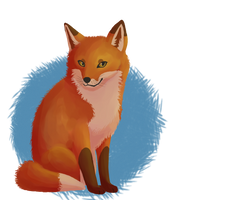 The Fox by RunningSpud