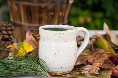 White Mug by SunStateGalleries