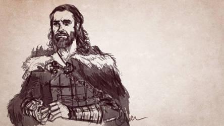 Rollo Digital Sketch by BloodyAlchemist