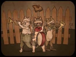 The Night Orchestra by FerdinandBardamu