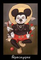 End of the Disneyland by FerdinandBardamu
