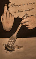 Nihilist's Supper by FerdinandBardamu