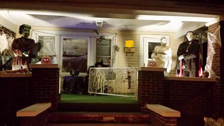 Halloween gang by bigton