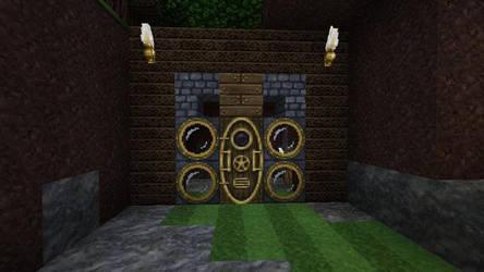 New Minecraft mine by bigton