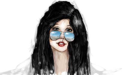 Girl by IceMan-Studio