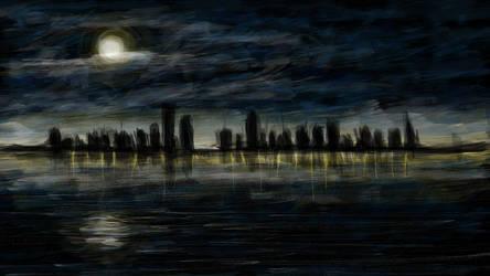 Night by IceMan-Studio