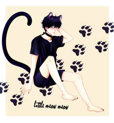 Little Meowmeow by luckynyan4