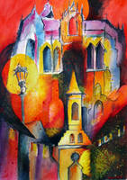 Inspired by Kosice by zzen