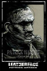 Leatherface by HardenedInk