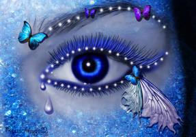 Blue-Eye by VelaniArt