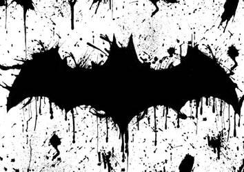 splatter bat by solid-snake92