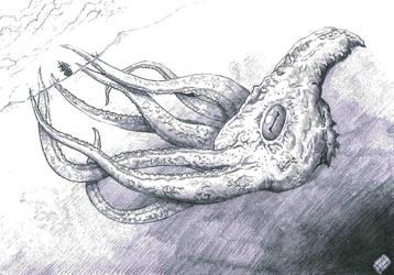 Kraken by solid-snake92