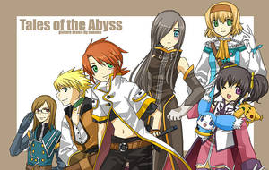 Tales of the Abyss by neneno
