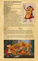 Official Handbook Hard Cheap Knock U - Empanada by Gunderstorm