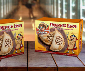 Little Dookie Empanadas Rancia by Gunderstorm