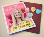 'Alternative Facts' Kellyanne Conway Valentine by Gunderstorm