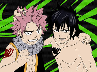 fairytail by narutorules666