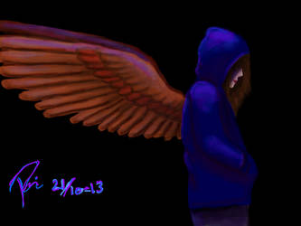 Angel. by LoppanRemmie