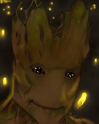 I am Groot. by LoppanRemmie