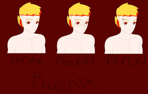 Phoenix design play by ArmoredWings