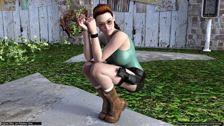 Tomb Raider - Z Princess 215 G8@medium by Godzilla-Hentai