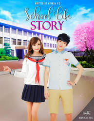 School Love Story | Fanfiction Poster by heominjae