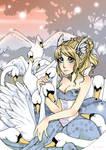 Swan by Liaze