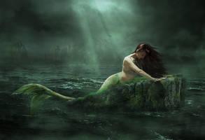 Mermaid by 4istoe3oloto