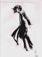 Quincey Harker from Bloodline by jessakinnley