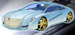 Cadillac ESC by suburbbum