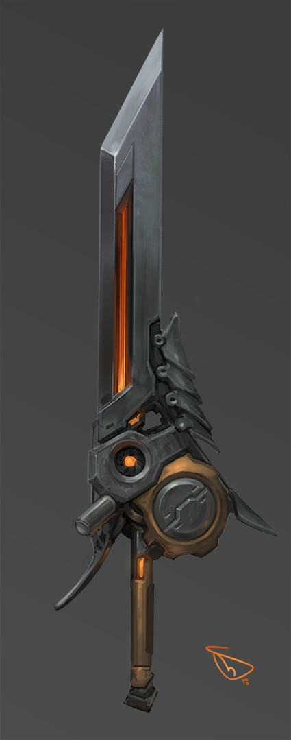 RevBlade by suburbbum