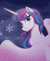 Snow Princess by Akeahi