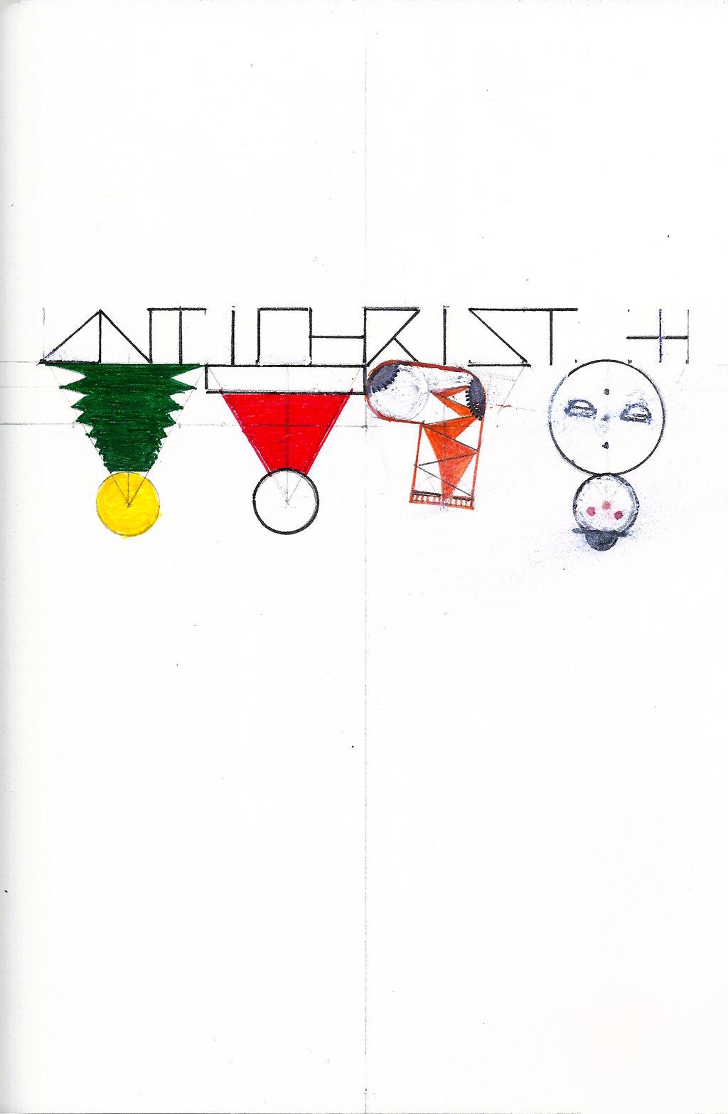 ANTICHRIST+ by NicolasVisceglio