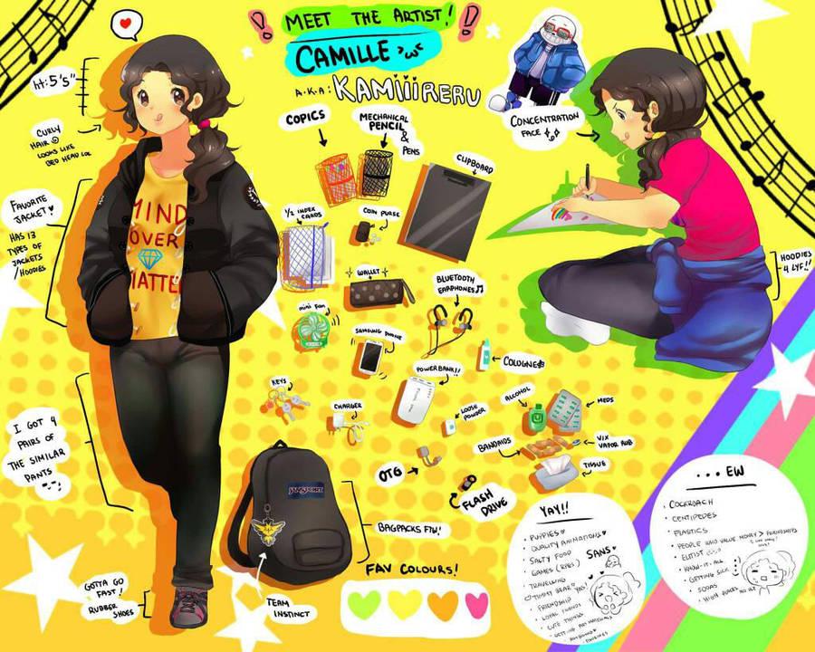 CamiIIe's Profile Picture