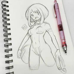 Ochacoooooooooo-chan - boku no hero academia by CamiIIe