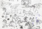 dragones by cuentalatina