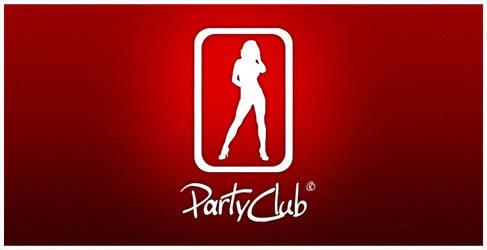 PartyClub Logo by subata