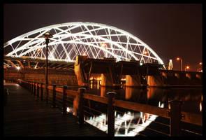 Providence Bridge by Artsyfrog