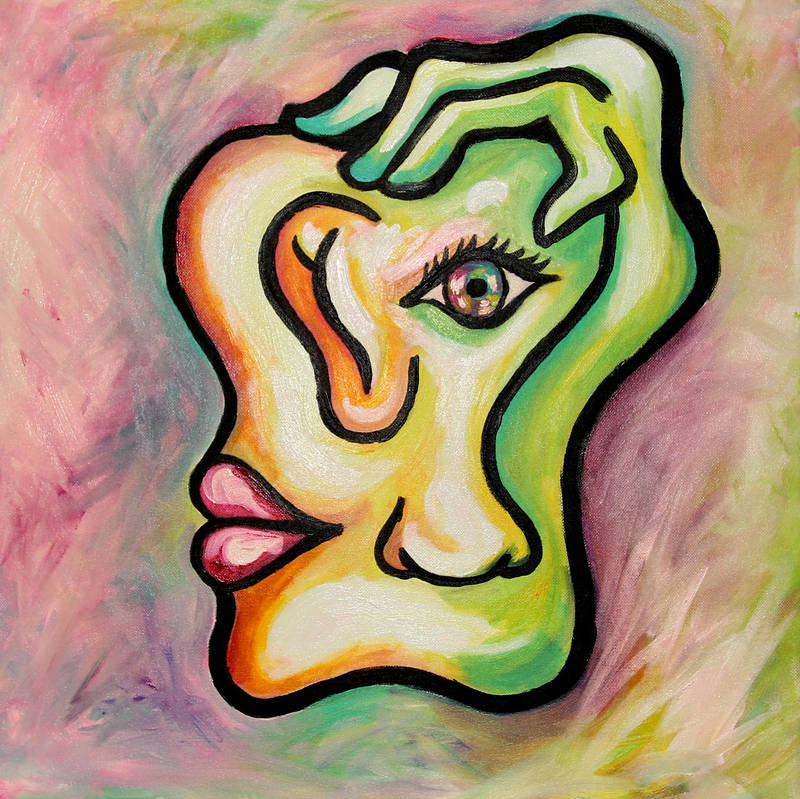 The Senses by Artsyfrog