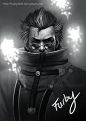 Auron by Furby0305