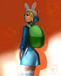Fionna by adell14