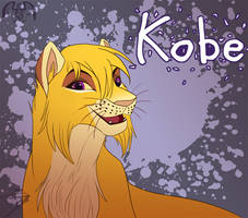 Kobe--KanuTGL commission by DJ88